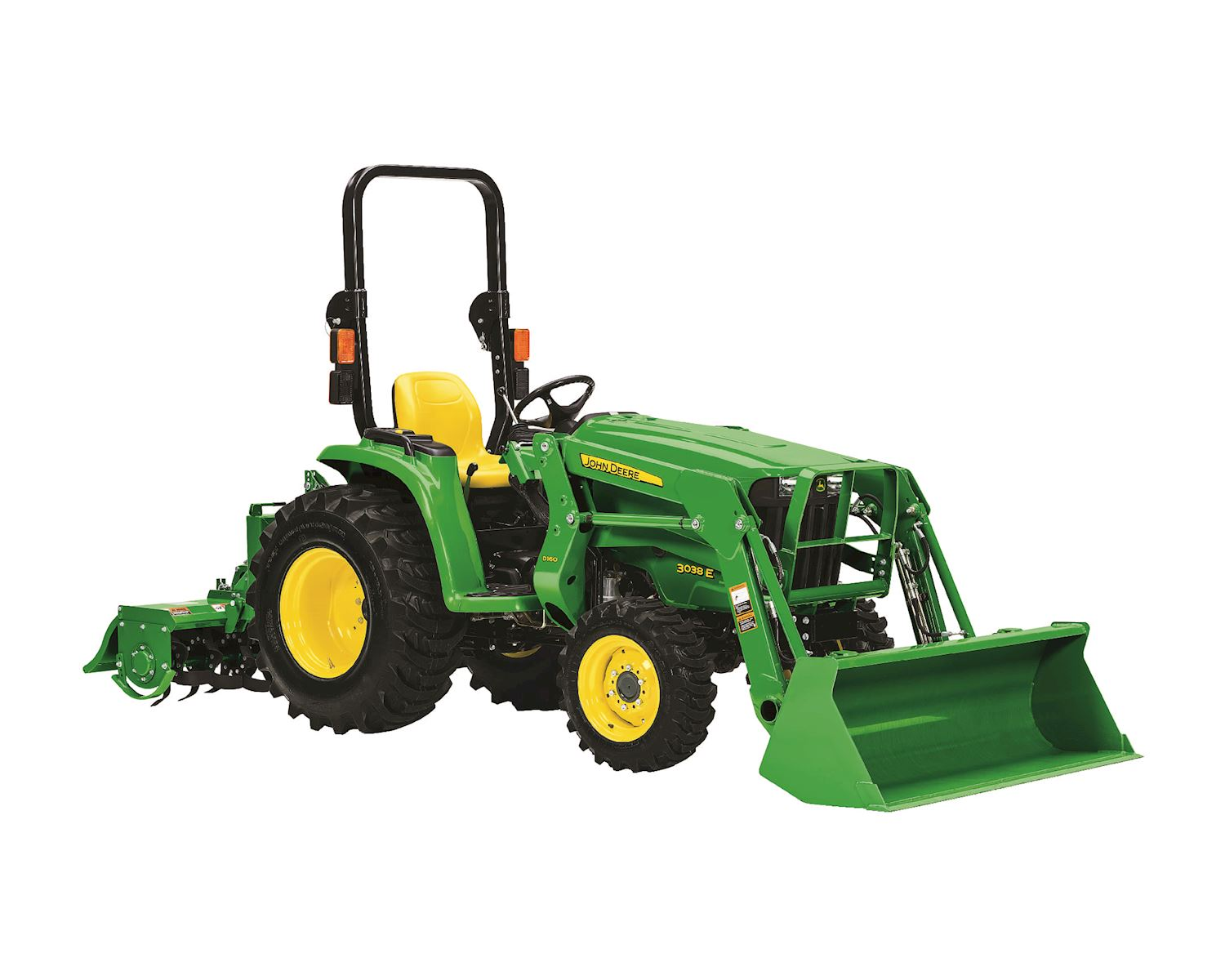 3032E Compact Utility Tractor - New 3 Family (32-45HP